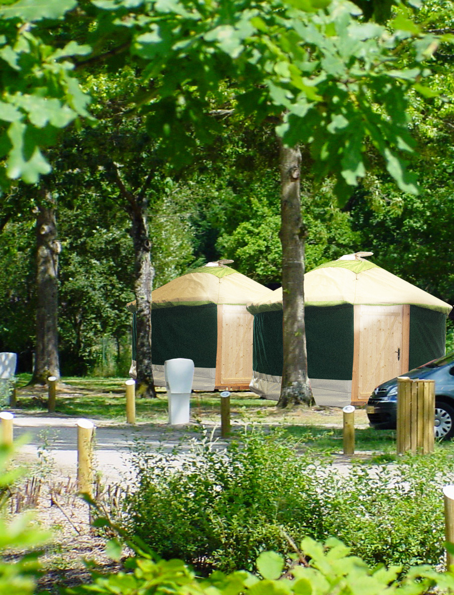 Camping de la fert saint aubin le cosson for Piscine la ferte